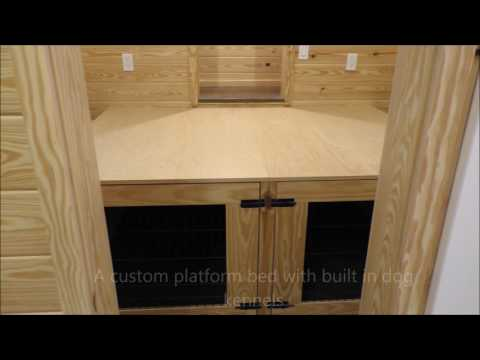 Cornerstone Tiny Homes presents a tiny house with a mountain view