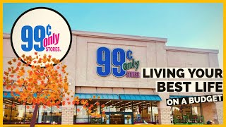 99 CENTS ONLY STORES ✨All new finds! Shop w/ Sway to the 99 9/13/20