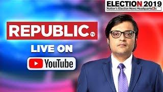 Watch Republic Tv Live  English News 24x7  Trumpkashmirlie