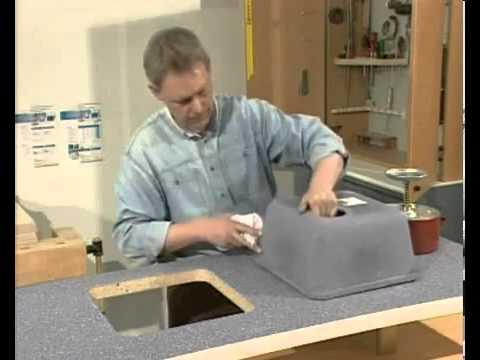 Изготовить столешницу из искусственного камня своими руками