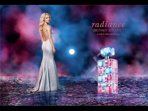 Britney Spears Radiance Perfume Review 🌟 Among the Stars Perfume Reviews 🌟
