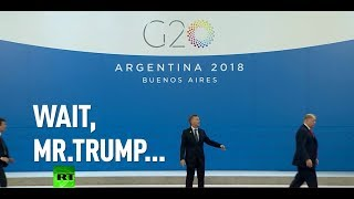 Argentina G20: Test for world leaders as alliances challenged