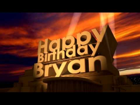 Image result for happy birthday bryan photos