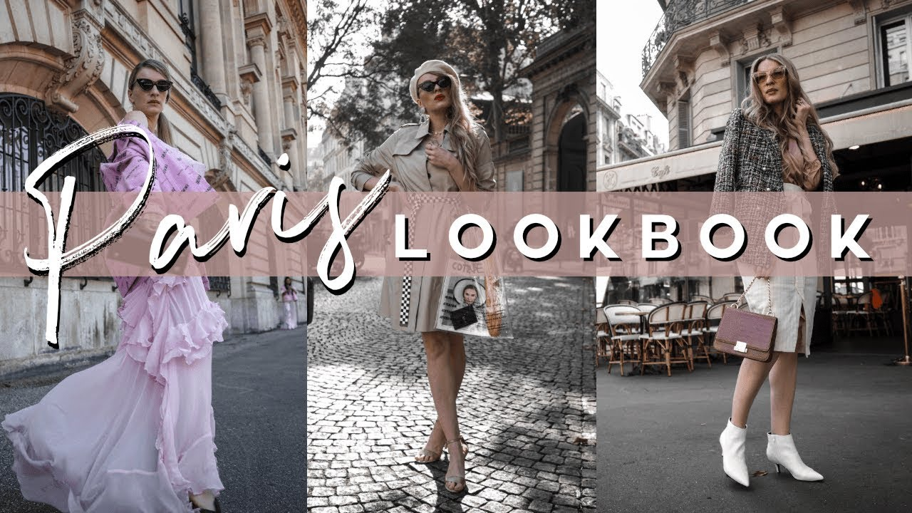 [VIDEO] – WHAT I WORE IN PARIS | PARIS FASHION WEEK FALL LOOKBOOK | MON MODE