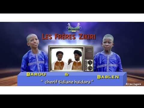 Les frères zikiri cherif ahamed Tidiane