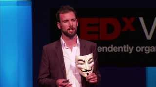How to Occupy the Noosphere: Ian MacKenzie at TEDxVictoria 2013