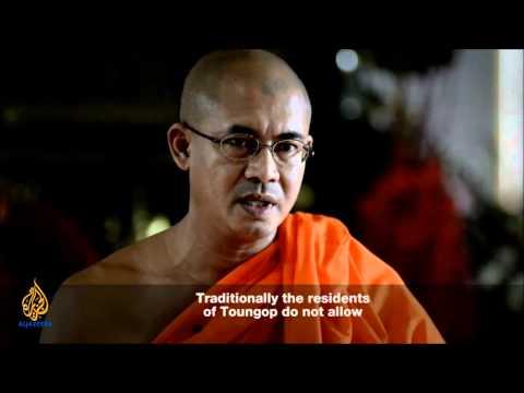 Rakhine Monk explained why Rakhine Terrorists killed 10 innocence Muslim Men in Taunggoke