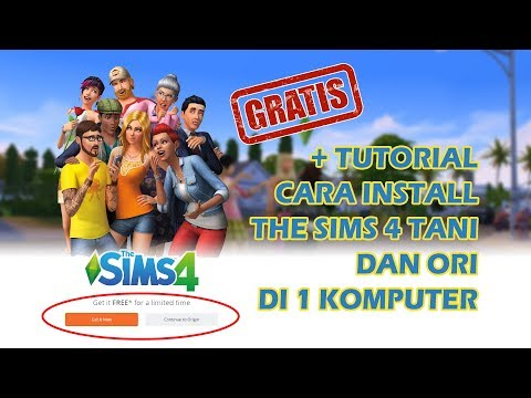 cara-download-the-sims-4-ori-gratis!