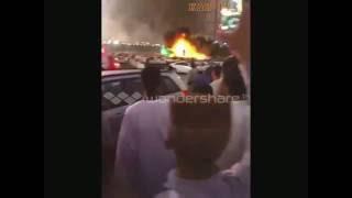 تفجير المدينة المنورة اليوم 4-7-2016