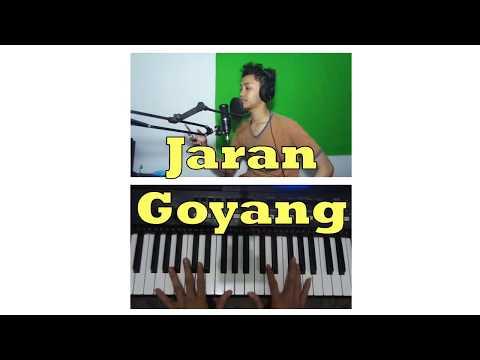 Nella Kharisma - Jaran Goyang JAZZ version ( cover by alfiromi )