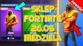 FORTNITE 26.05 STORE-NEW SKIN Pieseł (set Zelevliwa Zgraja) teether, new painting Hau Hau
