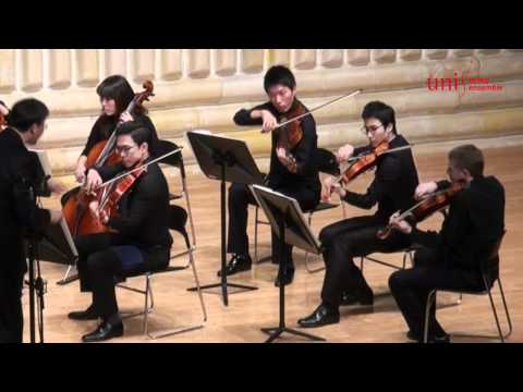 Jingle Bells (arr.by Marshall Ocker) // Uni String Ensemble