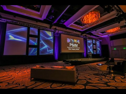 Arkaos Media Master Pro Video Mapping on Multiple Screens in Portrait Orientation