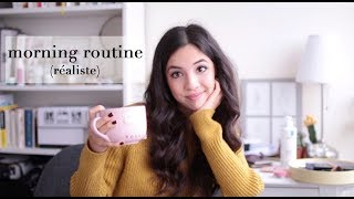 MORNING ROUTINE (réaliste)