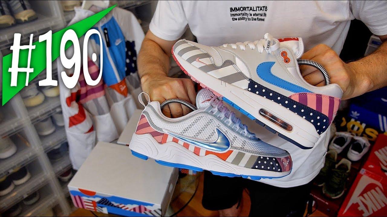 f0ecb467f0 #190 - Die komplette Parra x Nike Kollektion! Air Max 1, Zoom Spiridon,  Tracksuit - Review/on feet