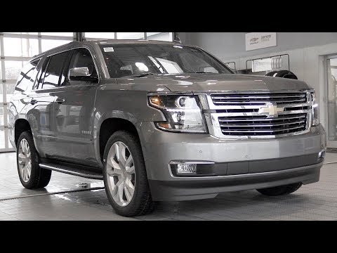 2018 Chevrolet Tahoe: Review