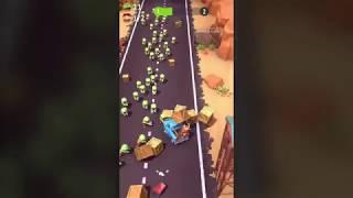 Zombie Land Rush