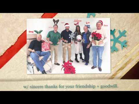 Seasons Greetings from GF Health Products & Basic American