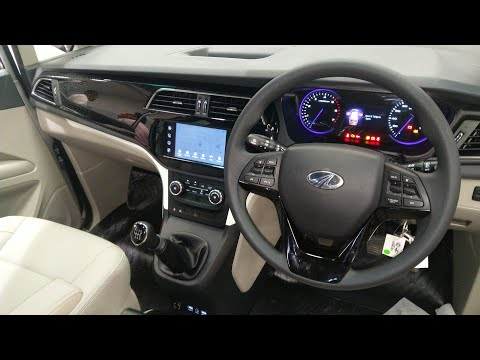 Marazzo Interior Look - Price Starts From 9.99L L Drive Extreme India