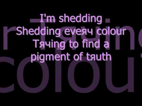hilary duff let it rain lyrics  shelley x