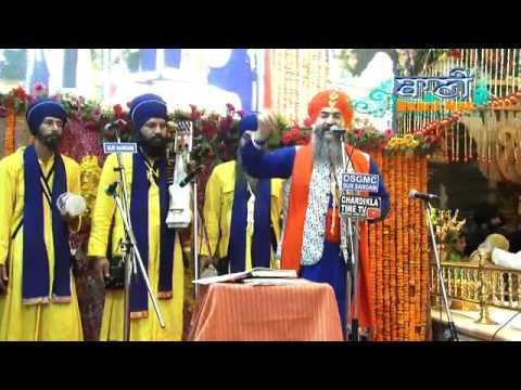 Giani-Tarsem-Singhji-Moranwali-At-G-Sisganj-Sahib-On-30-April-2016