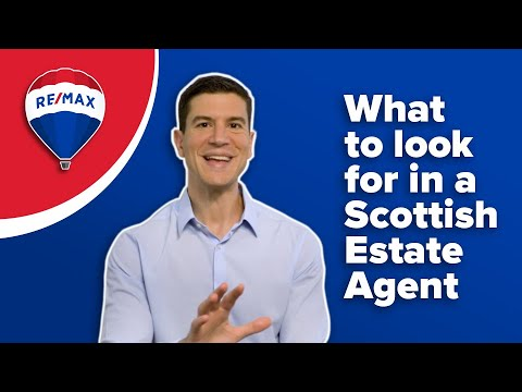 AVOID these 3 Mistakes when choosing an ESTATE AGENT in Scotland