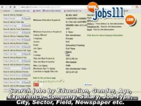 Jobs sex
