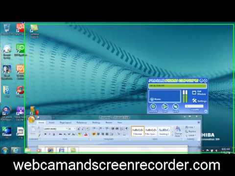 Screen Recorder For Windows 7