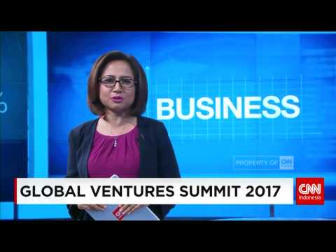Global Ventures Summit 2017 CNN Interview