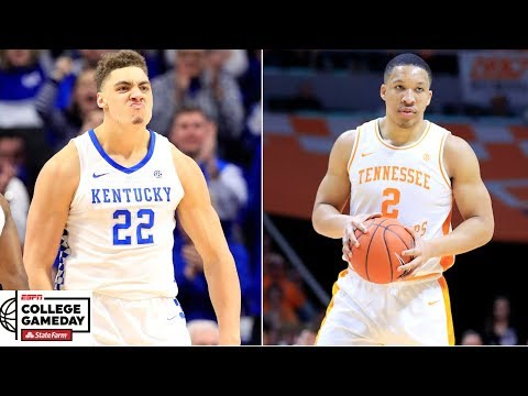 Winner of Tennessee-Kentucky game will be a No. 1 seed – Jay Bilas | College Gameday