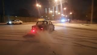 Ночная жизнь Нижнего Новгорода