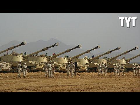 Five Democrats Vote To Fund The Saudis' Yemen Brutality