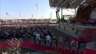 Sveriges Nationaldag 2013 på Skansen - Om sommaren sköna