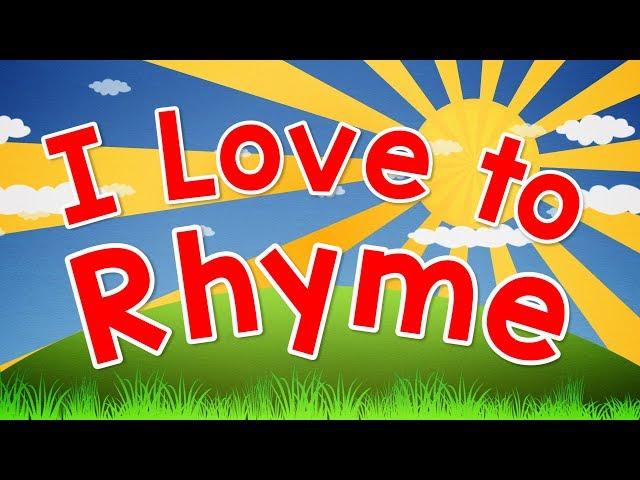 I Love to Rhyme | Jack Hartmann