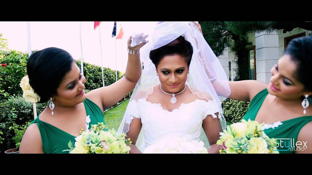 wedding trailer of iresha amp heshan youtube