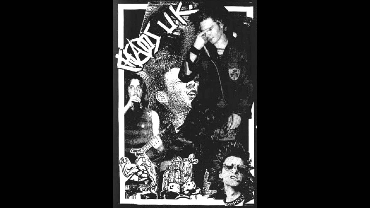Extreme Noise Terror - Hatred And The Filth
