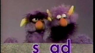 Sesame Street - Two Headed Monster: SAD