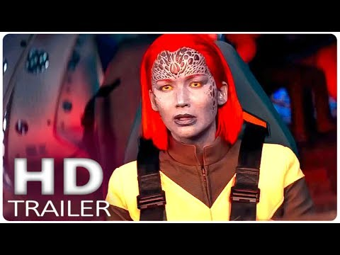 X-Men: Dark Phoenix Official Trailer # 2 (2019) NEW Marvel X-Men Movie HD thumbnail
