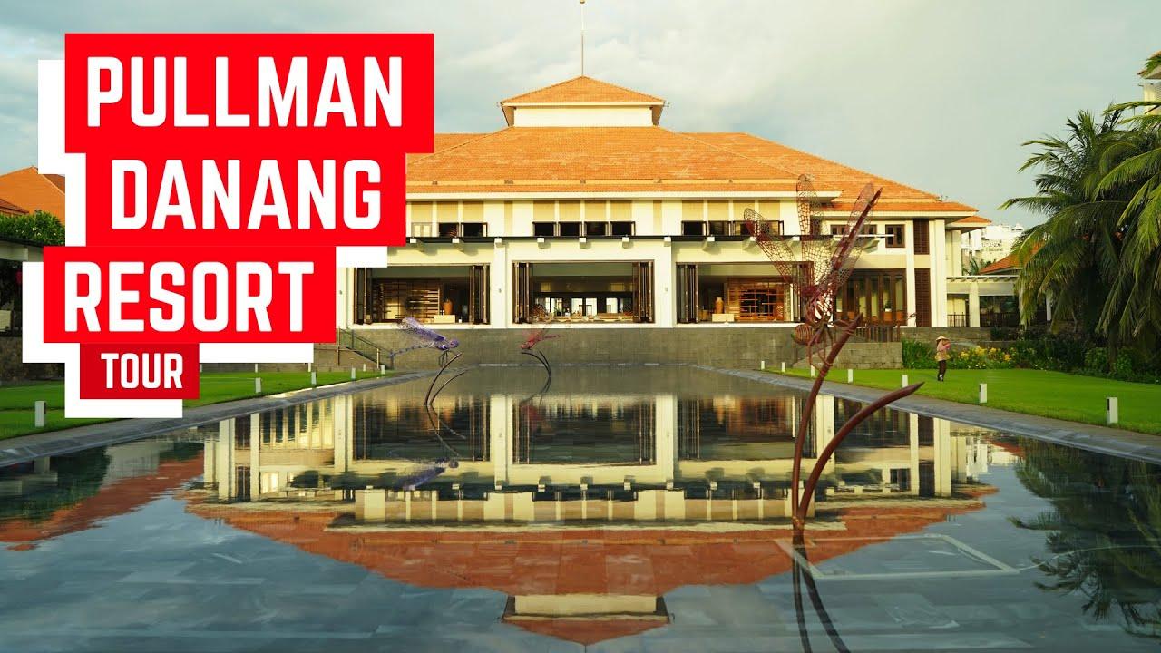 Pullman Danang Beach Resort: Deluxe Bay View Room Tour! | VIETNAM