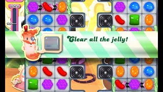 Candy Crush Saga Level 682 walkthrough (no boosters)