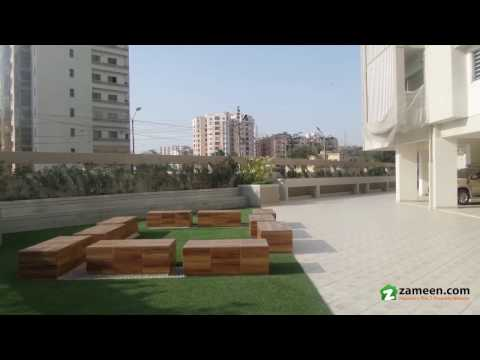 2000 SQ.FEET LUXURY APARTMENT FOR SALE IN PARADISE TOWER FRERE TOWN KARACHI
