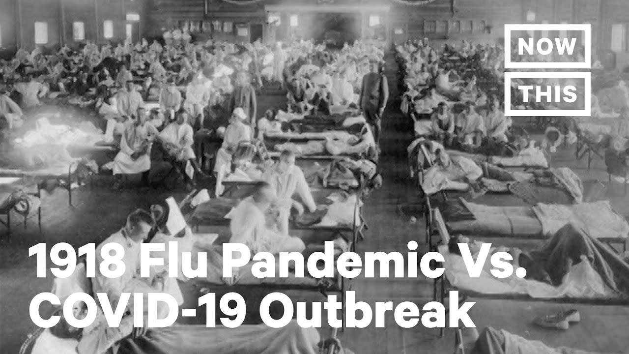 Survivor Recalls 1918 Flu Pandemic That Killed 50 Million People ...