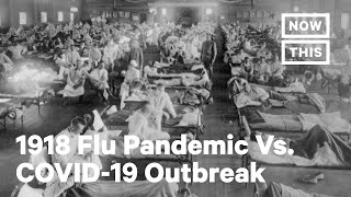 Survivor Recalls 1918 Flu Pandemic That Killed 50 Million People Globally | NowThis