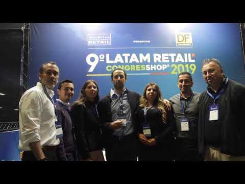 All nutrition ganador de mejor retailer emergente - Retail Hall of Fame 2019