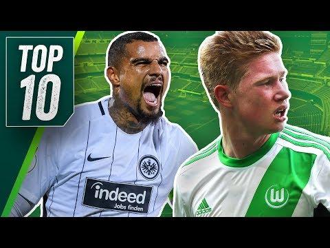 Kampl, Volland, de Bruyne - Die Top 10 Kevins der Bundesliga Geschichte