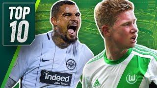 Die Top 10 Kevins der Bundesliga Geschichte - Kampl, Volland, de Bruyne