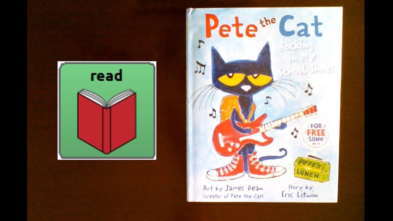 Pete the Cat: Rocking in My School