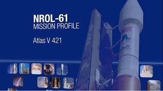Atlas V NROL-61 Mission Profile