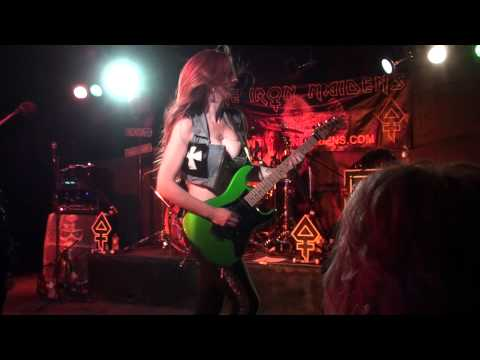 The Iron Maidens - Genghis Khan
