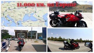 #3 Путешествие по Европе на мотоцикле. Поломка и поиск запчастей BMW Motorrad center. Греция(11.000 км. на мотоцикле по ..., 2014-08-14T10:11:23.000Z)